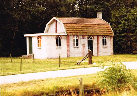 Oude zondagsschool