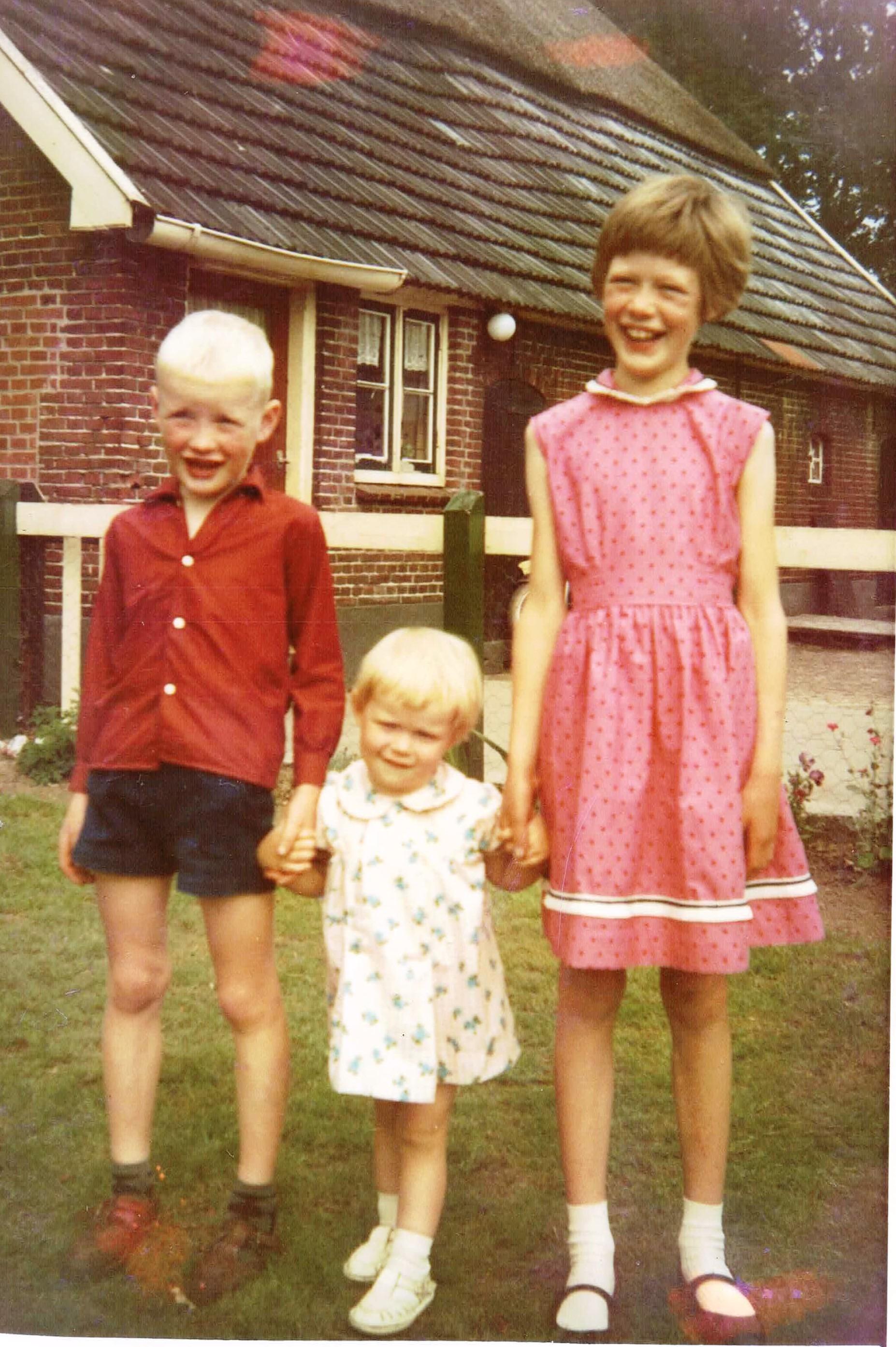 Anton en de zussen