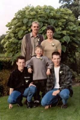 Bert, Willy Erwin, Dennis, Maarten